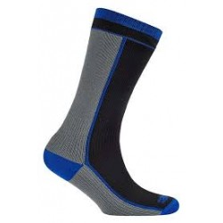 Meia Impermeavel SealSkinz Mid Weight Mid Lenght